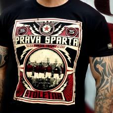 """tričko """"Pravá Sparta II"""""""