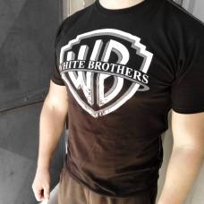 "tričko ""White Brothers Silver Line"" (slim)"