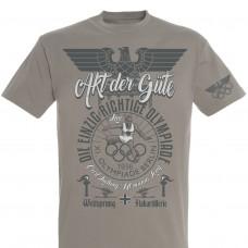 "tričko Berlin 1936 ""LUZ"""